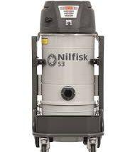 Nilfisk IVS S3N24 L50 HC Hazardous Industrial Vacuum inc hose and accessories kit and DOP