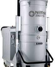 Nilfisk IVS 3907/18 C 3 Phase Industrial Vacuum