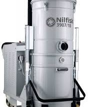 Nilfisk IVS 780AD 3907/18C 3 Phase Industrial Vacuum