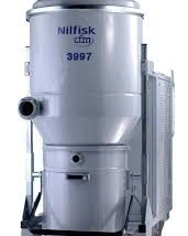 Nilfisk IVS 3997 C 3 Phase Industrial Vacuum Solution