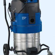 Nilfisk Attix 751-61 Wet Pump Out Industrial Vacuum