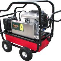 Nilfisk MC 5M 250/1300 PE Plus (Poseidon 5-75PE Plus) Cold Water Mobile Petrol Pressure Washer