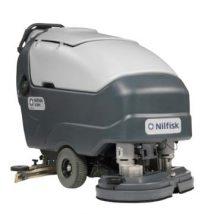Nilfisk SC800-71C Cylindrical Large Walk Behind Scrubber Dryer