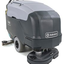 Nilfisk SC901 Large Walk Behind Battery Scrubber Dryer