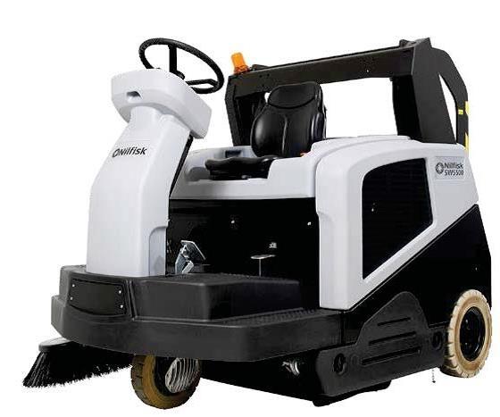 SW5500 Ride On Sweeper