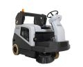 Nilfisk SW5500 Battery Ride On Sweeper