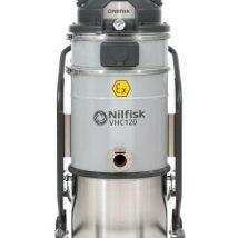 Nilfisk VHC 120 Compressed Air Industrial Vacuum