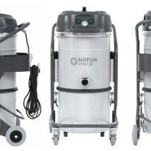 Nilfisk VHS120 HC Single Phase H Class Specialised Hazardous Industrial Vacuum inc anti shock kit