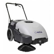 Nilfisk SW750 Battery Walk Behind Sweeper