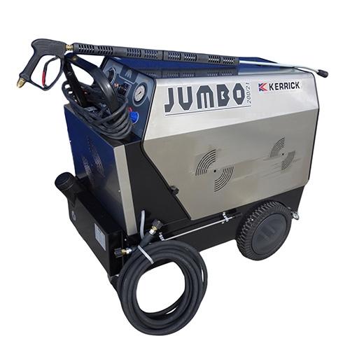 Kerrick Jumbo Hot Water Pressure Washer 3 Phase 2910 psi