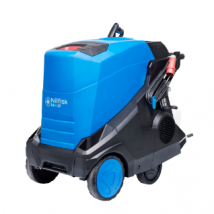 Nilfisk MH 8P 180/2000FA ElectricLarge Mobile Hot Water Pressure Washer