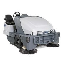 Nilfisk SW8000 LPG Ride On Sweeper