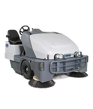 Nilfisk SW8000 LPG Ride On Sweeper